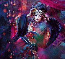 Asian Garden 1 by jamari  lior