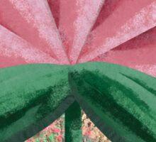 The Hidden Flower 6 Sticker