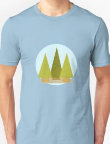 Tree Landscape T-Shirt