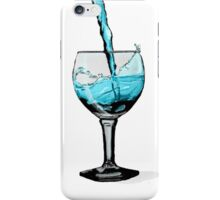 Flowing water iPhone Case/Skin