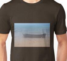 Waiting in Fog Unisex T-Shirt
