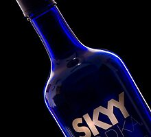 Skyy Blue by Vikram Franklin