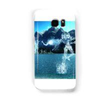 Water Samus Samsung Galaxy Case/Skin
