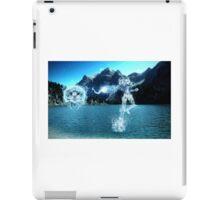 Water Samus iPad Case/Skin
