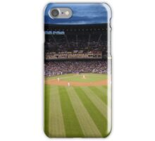 The American Pastime iPhone Case/Skin