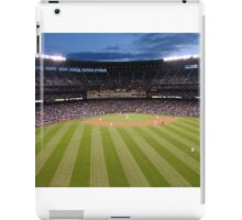 The American Pastime iPad Case/Skin