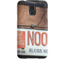 Noodle Bar in the East Village - Kodachrome Postcard Samsung Galaxy Case/Skin