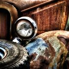 """""""The Front Fender""""  Rotting away series.. by raberry"""