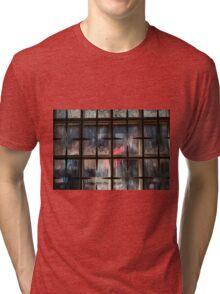 Through a window pane Tri-blend T-Shirt