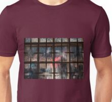 Through a window pane Unisex T-Shirt