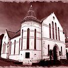Carrickfergus Methodist Church (before demolition Dec '08) by SNAPPYDAVE