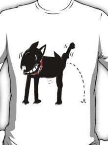 Dog Peeing T-Shirt