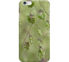 Keep it green - JUSTART © iPhone Case/Skin