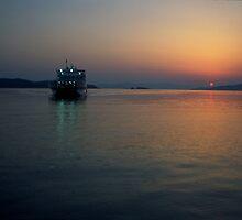 Port III by Vivi Kalomiri