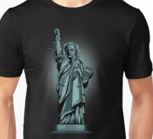 Statue of Time Unisex T-Shirt
