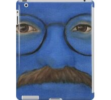 I'm Afraid I Just Blue Myself iPad Case/Skin
