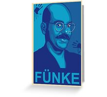 Funke Greeting Card