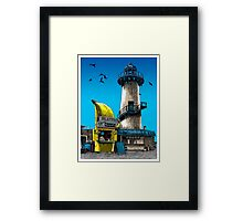 There's Always Money In The Banana Stand Framed Print