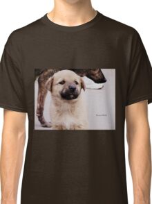 Cute Pup Classic T-Shirt