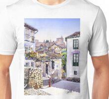 Old Granada, Spain Unisex T-Shirt