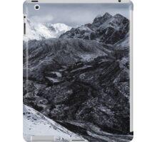 NEPAL:FROZEN VALLEY iPad Case/Skin