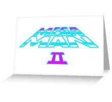 Mega Man Neo Greeting Card