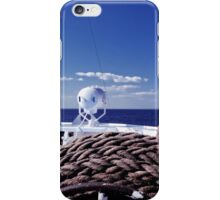 Sailing Forward iPhone Case/Skin