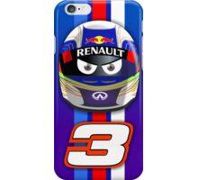 DANIEL RICCIARDO #3_2015 iPhone Case/Skin