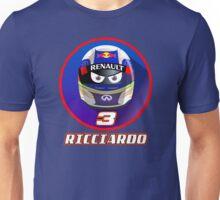 DANIEL RICCIARDO #3_2015 Unisex T-Shirt