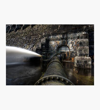 Outlet Photographic Print