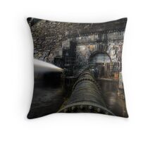 Outlet Throw Pillow