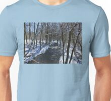 Winter In The Country Unisex T-Shirt