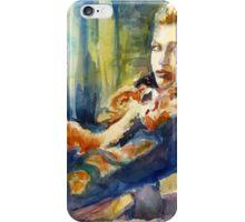 Laidback iPhone Case/Skin