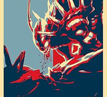 Kha'zix - League of Legends by Stokha