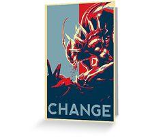 Kha'zix - League of Legends Greeting Card