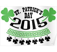St. Patrick's day 2015 Poster