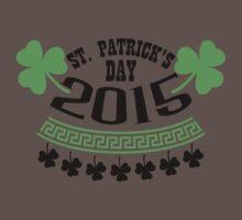 St. Patrick's day 2015 Baby Tee