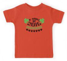 St. Patrick's day 2015 Kids Tee