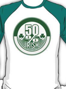 50 % irish T-Shirt