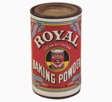 Royal baking powder Kids Tee