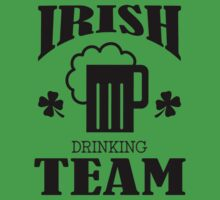 Irish drinking team by nektarinchen