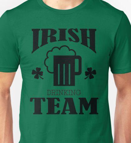 Irish drinking team Unisex T-Shirt