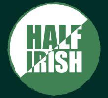 Half Irish by nektarinchen
