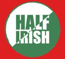 Half Irish Baby Tee