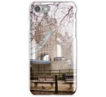 London Tower Bridge iPhone Case/Skin