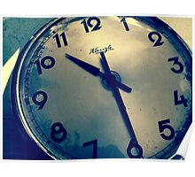 Time goes by .. so slowly Poster