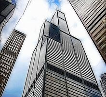 SEARS TOWER FRACTALIUS by cdudak