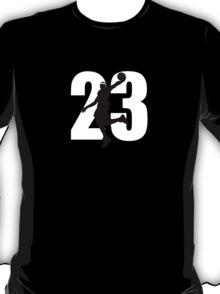 JAMES LEBRON NUMBER 23 CAVALIERS T-Shirt