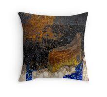 Dumpster -0148 Throw Pillow