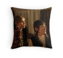 Lovely Lady 7 Throw Pillow